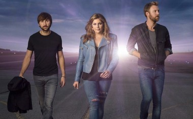 CMC HEADS NORTH, BRINGS LADY ANTEBELLUM