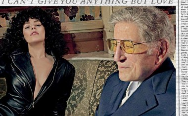 TONY BENNETT & LADY GAGA : I Can't Give You Anything But Love