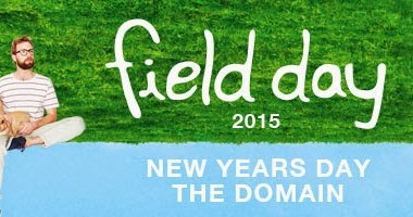 ARTISTS SET FOR A FIELD DAY