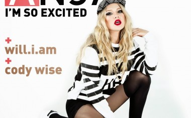 ANJA NISSEN FTG. WILL.I.AM & CODY WISE : I'm So Excited