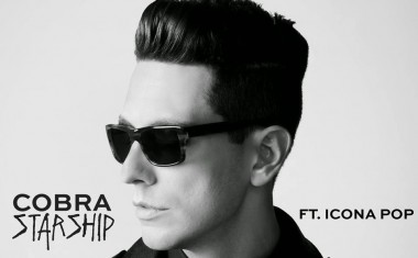 COBRA STARSHIP FTG. ICONA POP : Never Been In Love