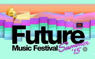 LINE-UP OF THE FUTURE IS HERE