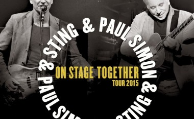 STING & SIMONS' SYDNEY SHOW SHIFT
