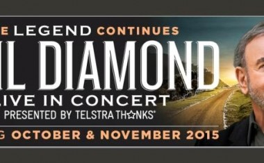TOURING : Neil Diamond