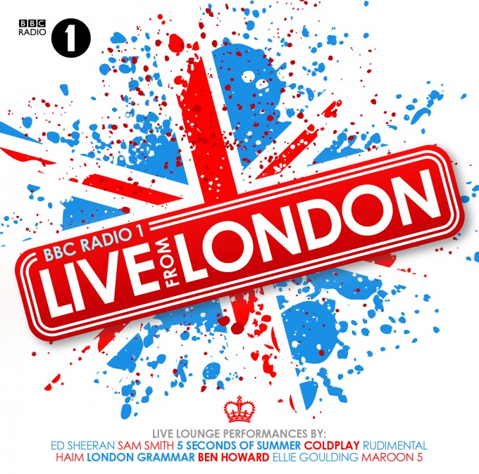 BBCRadio1-LiveFromLondon_Cover