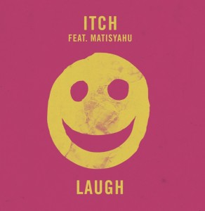 Itch Laugh single cover