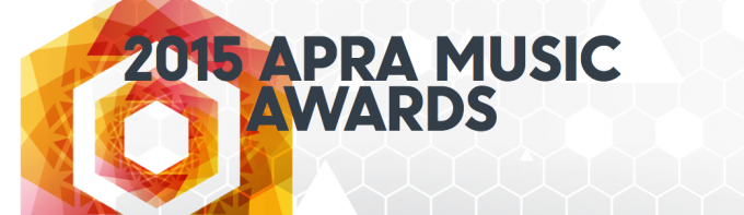 2015 APRA Awards logo