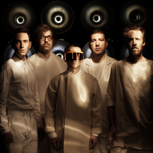 Hot Chip band shot 2015
