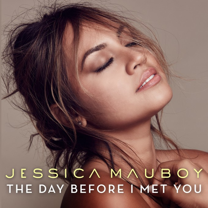 Jessica Mauboy - The Day before I Met You cover