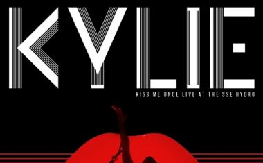 KYLIE LIVE DVD LOCKED