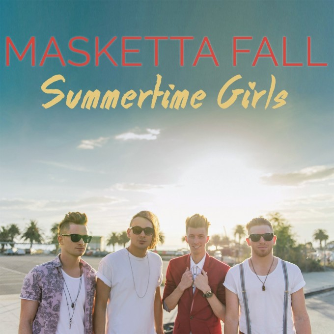 Masketta Fall Summertime Girls