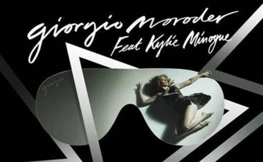 GIORGIO MORODER FTG. KYLIE MINOGUE : Right Here, Right Now