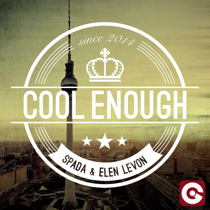 SPADA & ELEN LEVON - Cool Enough