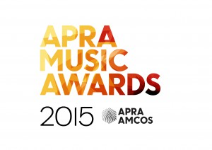 APRA MUSIC AWARDS 2015 LOGO