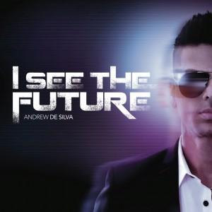 Andrew De Silva I SEE THE FUTURE artwork