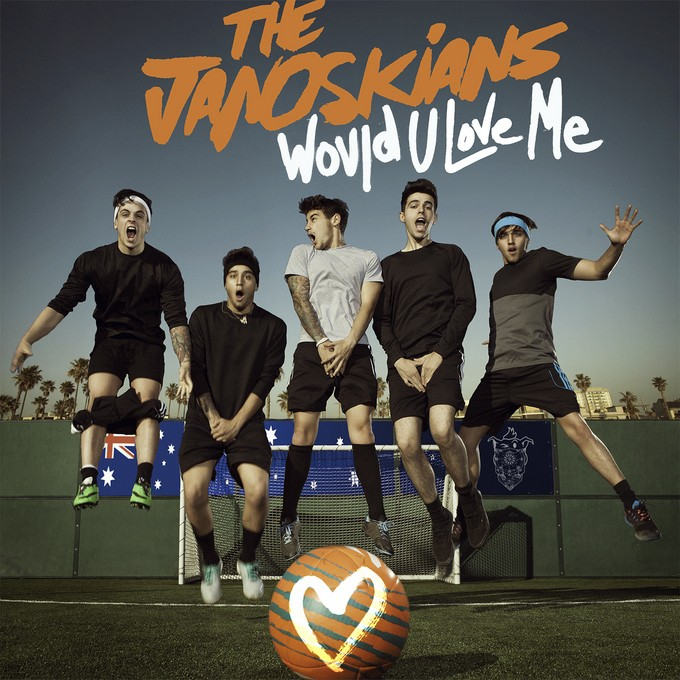 Janoskians Would U Love Me EP