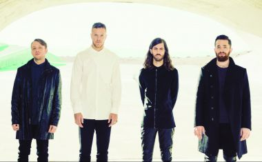 TOURING : Imagine Dragons