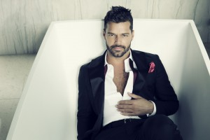 Ricky Martin March Publicity Image 2015 - mid size