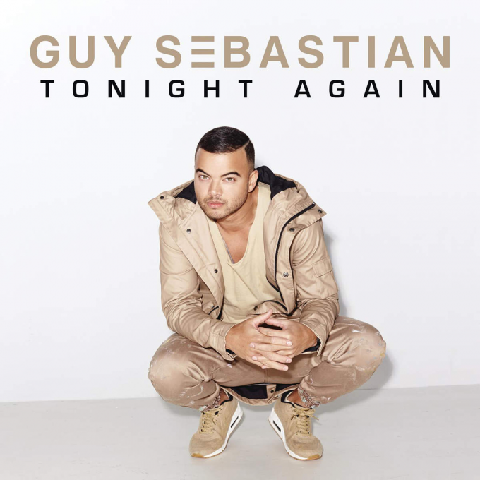 Guy Sebastian Tonight Again