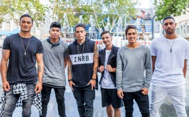 JUSTICE CREW : I Love My Life