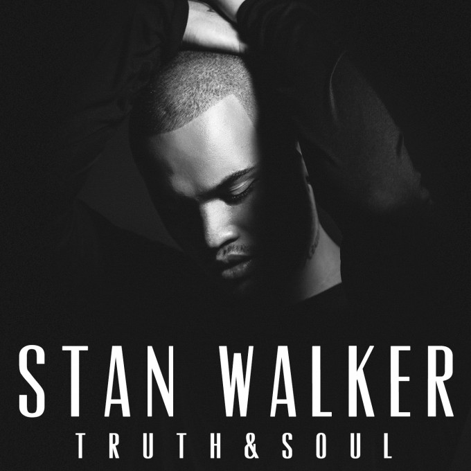 Stan Walker 'Truth & Soul' Album cover artwork