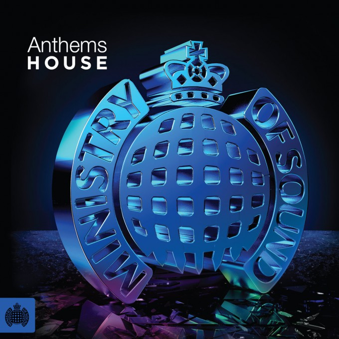 Anthems House Cover