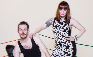 BRIGHT LIGHT BRIGHT LIGHT & ANA MATRONIC : Good Luck (remix)