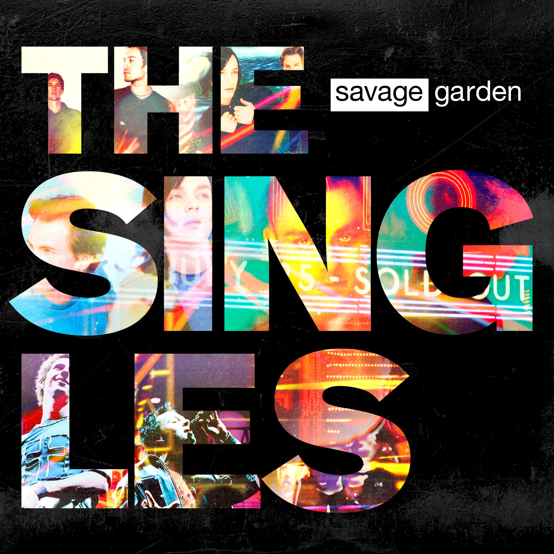 Savage Garden - The Future Of Earthly Delites
