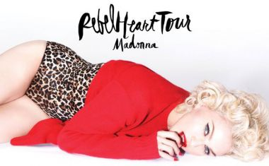 MADONNA SHIFTS BRISBANE SHOWS