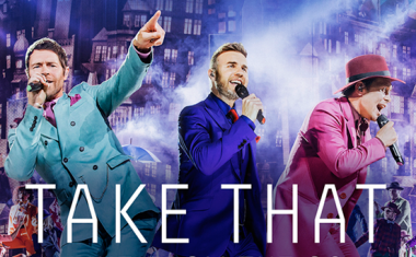 TAKE THAT GOES LIVE DOWN UNDER