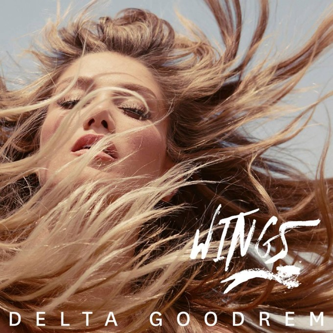 Delta Goodrem Wings