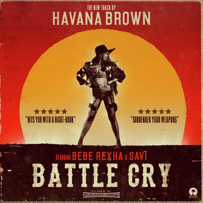 Havana Brown Battle Cry