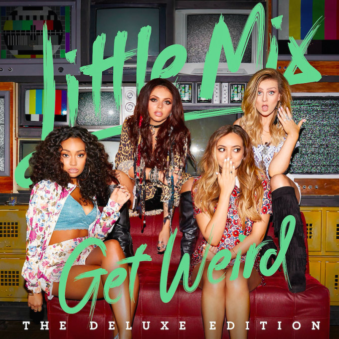 Little Mix Get Weird Deluxe
