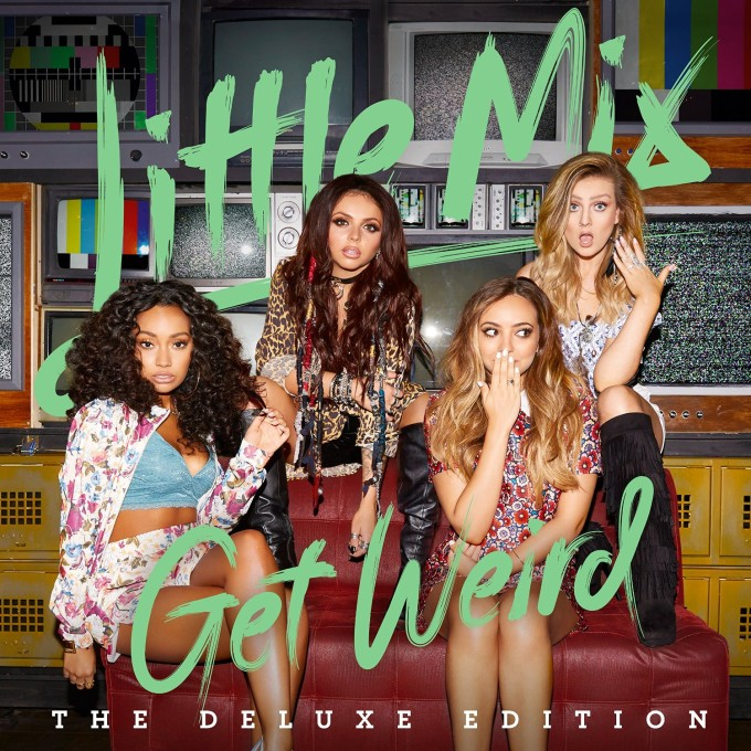 Little Mix Get Wired Deluxe cover