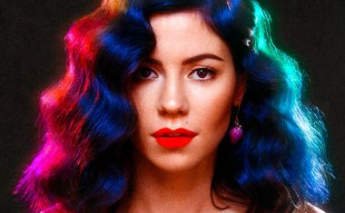 MARINA & THE DIAMONDS : Blue