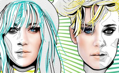 LISTEN : NERVO WITH KYLIE, JAKE, NILE