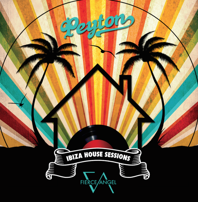 Peyton Ibiza House Sessions cover art