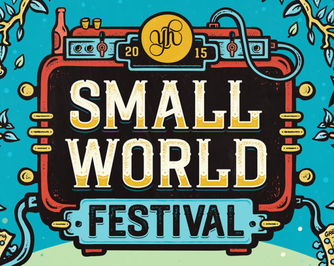 Small World Festival logo