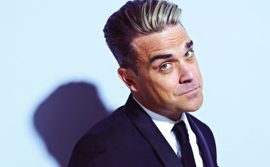 Featured artist image of Robbie Williams