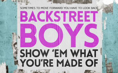 BACKSTREET BOYS DVD LOCKED