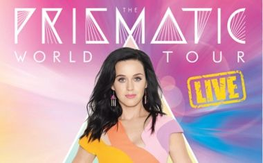 KATY PERRY DVD SET TO GO LIVE