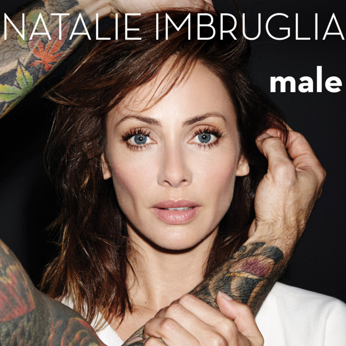 Natalie Imbruglia 'Male' Album Artwork