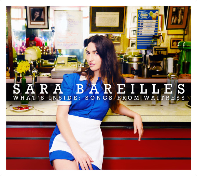 Sara Bareilles What's Inside : Songs From Waitress