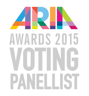 auspOp ARIA Awards 2015 Voting Panellist