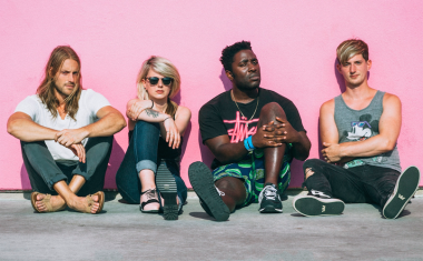 PULL UP A PEW FOR BLOC PARTY'S HYMNS