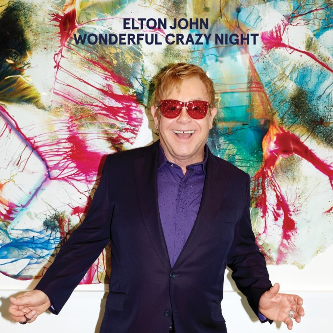 Elton John Wonderful Crazy Night