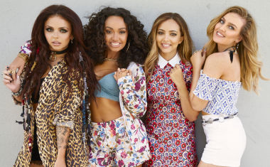 VIDEO : Little Mix ftg. Sean Paul - Hair