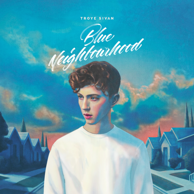 Troye SIvan Blue Neighbourhood standard cover
