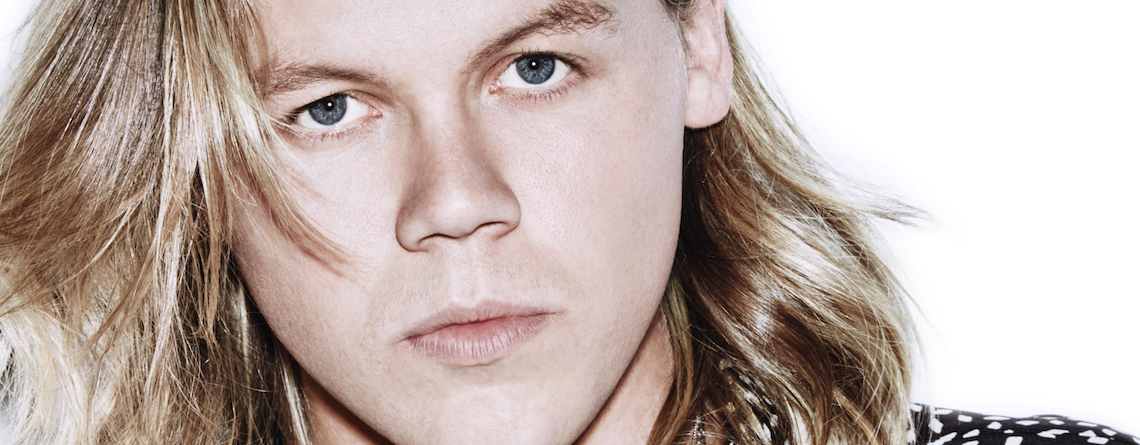 POP CHAT : Conrad Sewell