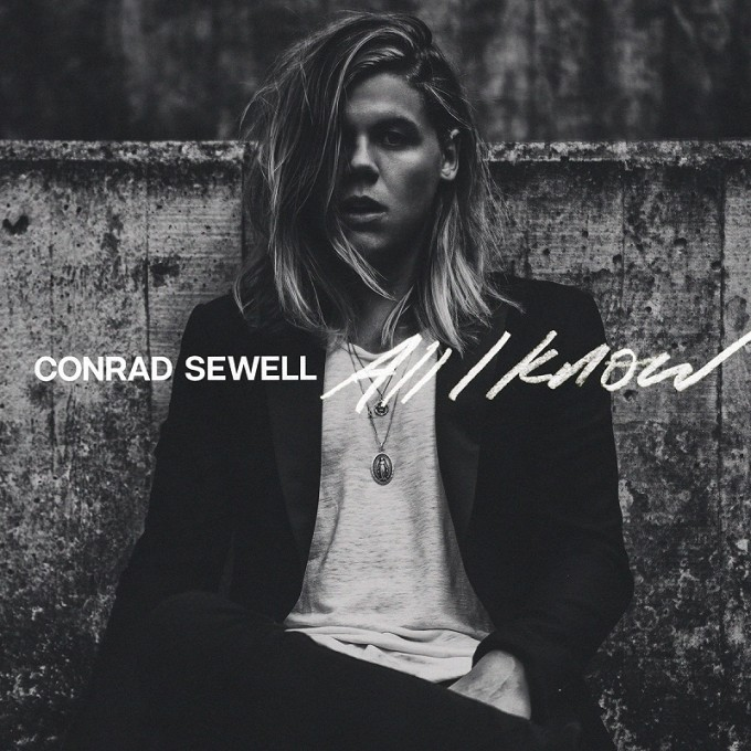 Conrad Sewell All I Know EP Cover Art